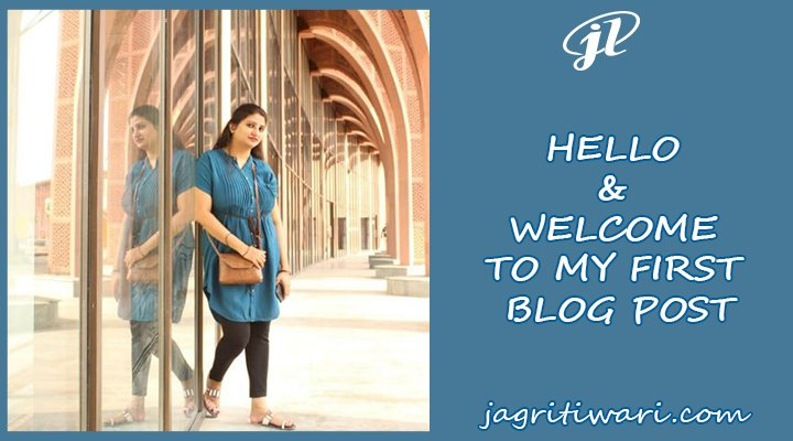 HELLO & WELCOME TO MY FIRST BLOG POST