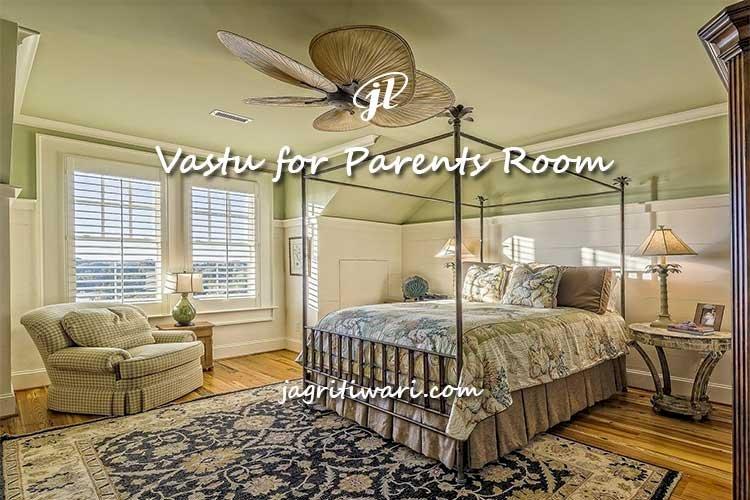 Vastu for Parents Room